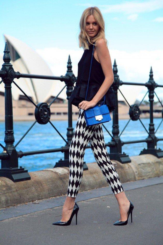 pantaloni moda