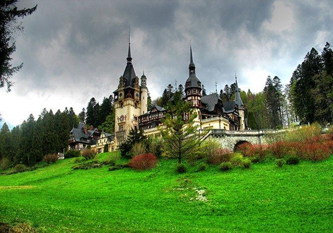 Ce sa vizitezi in Romania in 2017